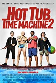 Hot Tub Time Machine 2 (2015) สี่เกลอเจาะเวลาทะลุโลกอนาคต