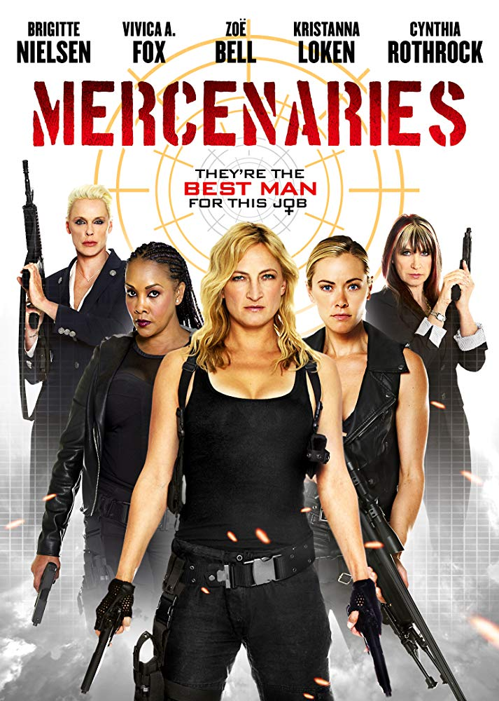 Mercenaries (2014) โคตรพยัคฆ์สาว ทีมมหากาฬ