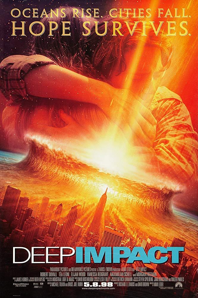 Deep Impact (1998) วันสิ้นโลก ฟ้าถล่มแผ่นดินทลาย