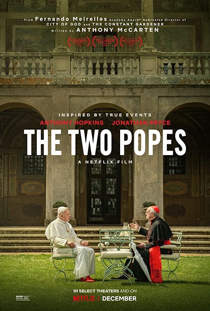 THE TWO POPES (2019) สันตะปาปาโลกจารึก