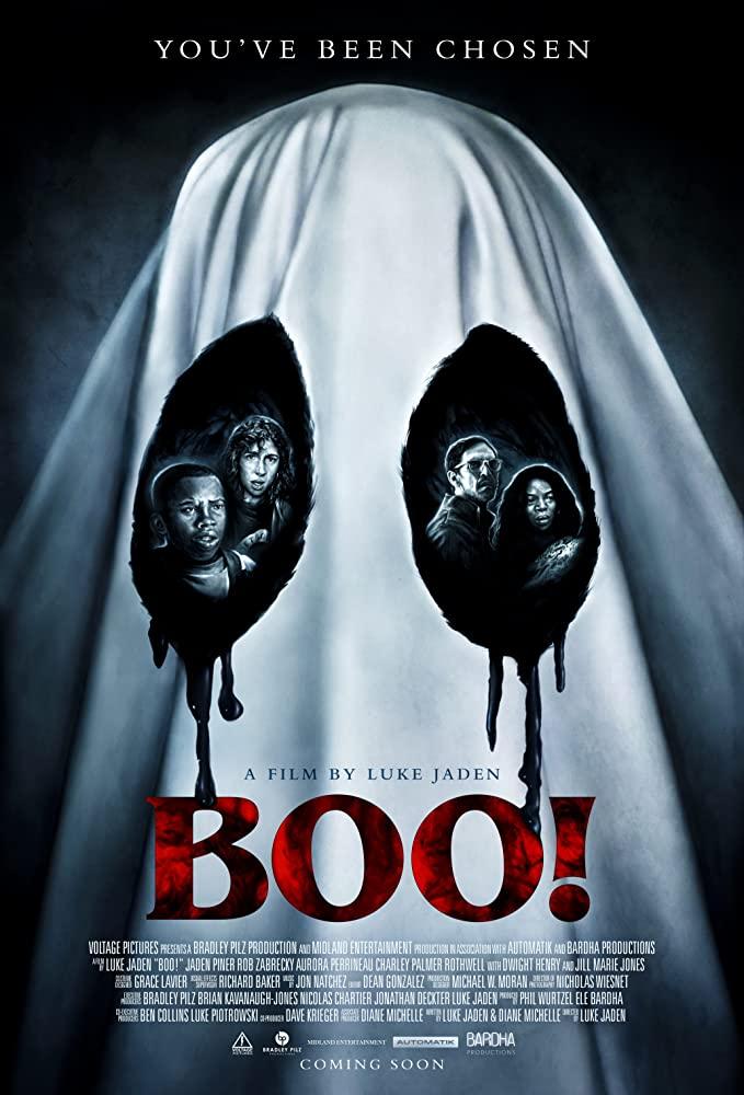 Boo! (2018) เสียงหลอนมากับความมึด