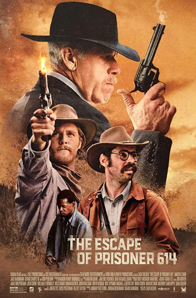 The Escape Of Prisoner 614 พากย์ไทย (2018)