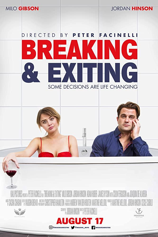 Breaking and Exiting คู่เพี้ยน สุดพัง (2018)
