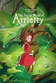 THE SECRET WORLD OF ARRIETTY (2010) มหัศจรรย์ความลับคนตัวจิ๋ว