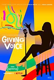 Giving Voice (2020) เสียงที่จุดประกาย