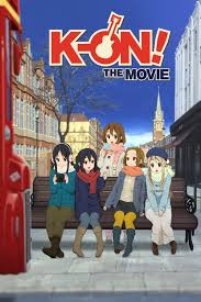 K-On! The Movie เค-อง! ก๊วนดนตรีแป๋วแหวว เดอะมูฟวี่ พากย์ไทย The Movie