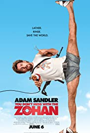 You Dont Mess With The Zohan อย่าแหย่โซฮาน (2008)