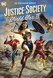 Justice Society World War II (2021)
